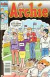 Cover for Archie (Archie, 1959 series) #501