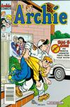 Cover for Archie (Archie, 1959 series) #508