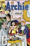Cover for Archie (Archie, 1959 series) #517