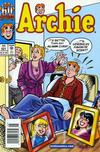 Cover for Archie (Archie, 1959 series) #521