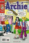 Cover for Archie (Archie, 1959 series) #536