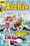 Cover for Archie (Archie, 1959 series) #537