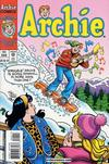 Cover for Archie (Archie, 1959 series) #544