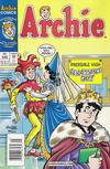 Cover for Archie (Archie, 1959 series) #545