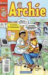 Cover for Archie (Archie, 1959 series) #546