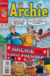 Cover for Archie (Archie, 1959 series) #551