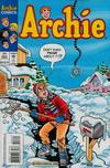 Cover for Archie (Archie, 1959 series) #553