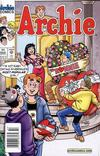 Cover for Archie (Archie, 1959 series) #554