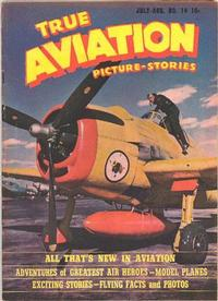 Cover Thumbnail for True Aviation Picture-Stories (Parents' Magazine Press, 1943 series) #14