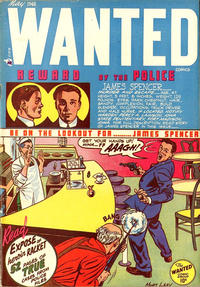Cover Thumbnail for Wanted Comics (Orbit-Wanted, 1947 series) #13