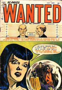 Cover Thumbnail for Wanted Comics (Orbit-Wanted, 1947 series) #26