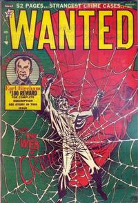 Cover Thumbnail for Wanted Comics (Orbit-Wanted, 1947 series) #33