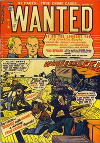 Cover for Wanted Comics (Orbit-Wanted, 1947 series) #41