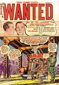 Cover Thumbnail for Wanted Comics (Orbit-Wanted, 1947 series) #43