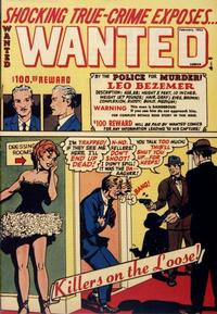 Cover Thumbnail for Wanted Comics (Orbit-Wanted, 1947 series) #45