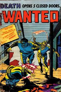 Cover Thumbnail for Wanted Comics (Orbit-Wanted, 1947 series) #51