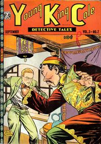 Cover Thumbnail for Young King Cole (Novelty / Premium / Curtis, 1945 series) #v3#2