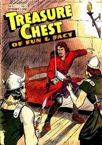 Cover Thumbnail for Treasure Chest of Fun and Fact (George A. Pflaum, 1946 series) #v4#1 [47]