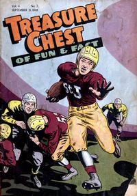 Cover Thumbnail for Treasure Chest of Fun and Fact (George A. Pflaum, 1946 series) #v4#2 [48]
