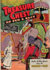 Cover Thumbnail for Treasure Chest of Fun and Fact (George A. Pflaum, 1946 series) #v4#5 [51]