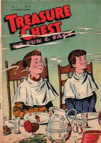 Cover Thumbnail for Treasure Chest of Fun and Fact (George A. Pflaum, 1946 series) #v4#6 [52]