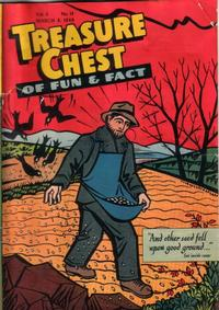 Cover Thumbnail for Treasure Chest of Fun and Fact (George A. Pflaum, 1946 series) #v4#14 [60]