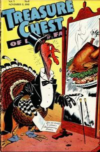Cover Thumbnail for Treasure Chest of Fun and Fact (George A. Pflaum, 1946 series) #v5#6 [72]