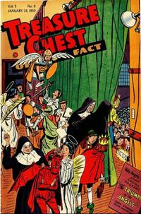 Cover Thumbnail for Treasure Chest of Fun and Fact (George A. Pflaum, 1946 series) #v5#11 [77]