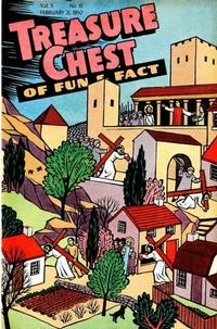 Cover Thumbnail for Treasure Chest of Fun and Fact (George A. Pflaum, 1946 series) #v5#13 [79]