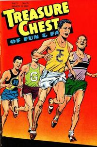 Cover Thumbnail for Treasure Chest of Fun and Fact (George A. Pflaum, 1946 series) #v5#15 [81]