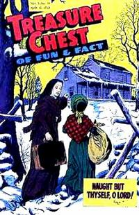 Cover Thumbnail for Treasure Chest of Fun and Fact (George A. Pflaum, 1946 series) #v5#19 [85]