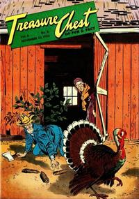 Cover Thumbnail for Treasure Chest of Fun and Fact (George A. Pflaum, 1946 series) #v6#6 [92]