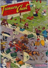 Cover Thumbnail for Treasure Chest of Fun and Fact (George A. Pflaum, 1946 series) #v7#15 [121]