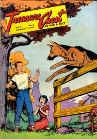 Cover Thumbnail for Treasure Chest of Fun and Fact (George A. Pflaum, 1946 series) #v8#2 [128]