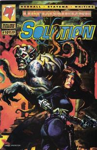 Cover Thumbnail for The Solution (Malibu, 1993 series) #10