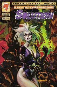 Cover Thumbnail for The Solution (Malibu, 1993 series) #11