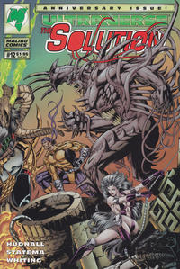 Cover Thumbnail for The Solution (Malibu, 1993 series) #12
