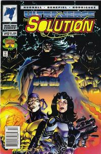 Cover Thumbnail for The Solution (Malibu, 1993 series) #13
