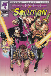 Cover Thumbnail for The Solution (Malibu, 1993 series) #14
