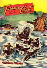 Cover Thumbnail for Treasure Chest of Fun and Fact (George A. Pflaum, 1946 series) #v9#3 [149]
