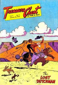 Cover Thumbnail for Treasure Chest of Fun and Fact (George A. Pflaum, 1946 series) #v9#11 [157]