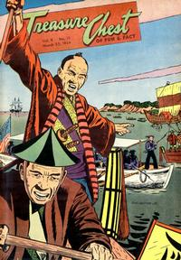 Cover Thumbnail for Treasure Chest of Fun and Fact (George A. Pflaum, 1946 series) #v9#15 [161]