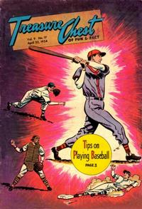 Cover Thumbnail for Treasure Chest of Fun and Fact (George A. Pflaum, 1946 series) #v9#17 [163]