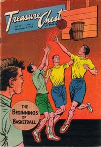 Cover Thumbnail for Treasure Chest of Fun and Fact (George A. Pflaum, 1946 series) #v10#5 [171]