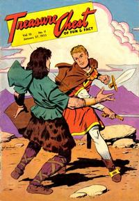Cover Thumbnail for Treasure Chest of Fun and Fact (George A. Pflaum, 1946 series) #v10#11 [177]