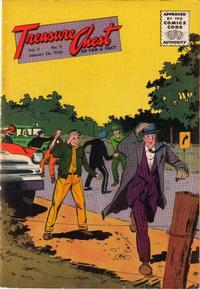 Cover Thumbnail for Treasure Chest of Fun and Fact (George A. Pflaum, 1946 series) #v11#11 [197]