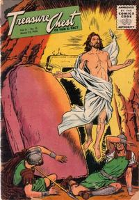 Cover Thumbnail for Treasure Chest of Fun and Fact (George A. Pflaum, 1946 series) #v11#15 [201]