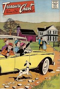 Cover Thumbnail for Treasure Chest of Fun and Fact (George A. Pflaum, 1946 series) #v17#6 [312]
