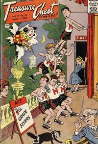 Cover Thumbnail for Treasure Chest of Fun and Fact (George A. Pflaum, 1946 series) #v17#13 [319]