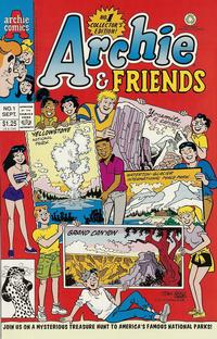 Cover Thumbnail for Archie & Friends (Archie, 1992 series) #1